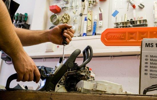Service und Reparatur für Werkzeuge und Maschinen Cottbus