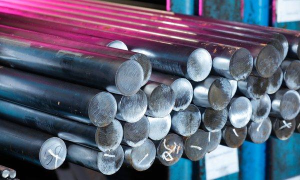 Fachgroßhandel Stahl und Werkstoffe