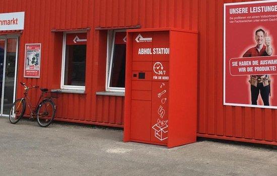 Abholstation Handelshof Cottbus - Partner für Technik