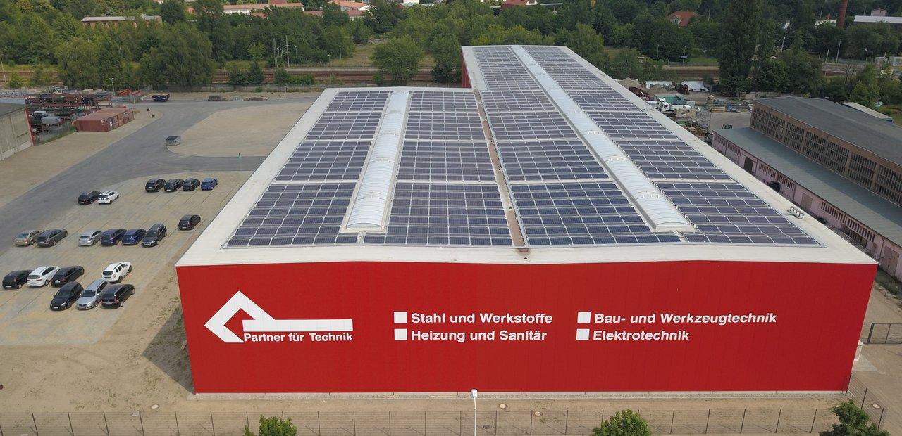 Johanniterherzensprojekt Handelshof Cottbus - Partner für Technik