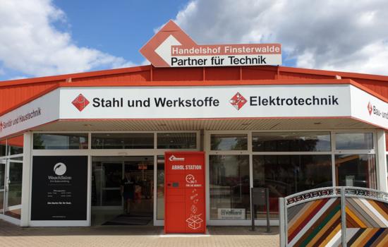 vom Handelshof Cottbus - Partner für Technik